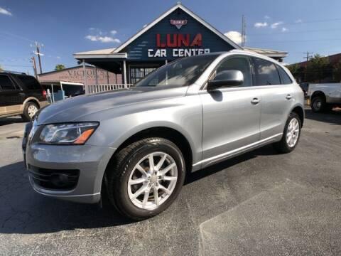 2011 Audi Q5 for sale at LUNA CAR CENTER in San Antonio TX