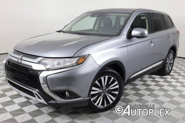 2020 Mitsubishi Outlander for sale in Lewisville, TX