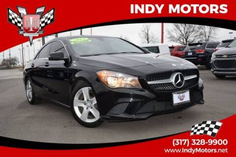 2015 Mercedes-Benz CLA for sale at Indy Motors Inc in Indianapolis IN