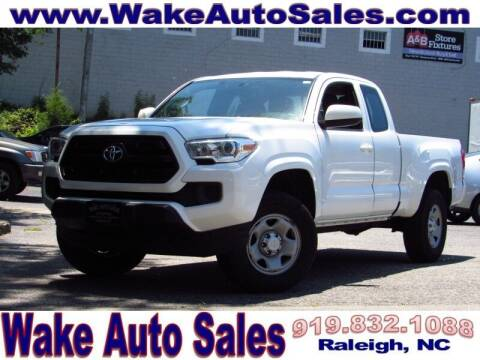 2016 Toyota Tacoma for sale at Wake Auto Sales Inc in Raleigh NC