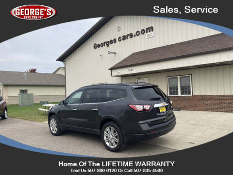 2015 Chevrolet Traverse for sale at GEORGE'S CARS.COM INC in Waseca MN