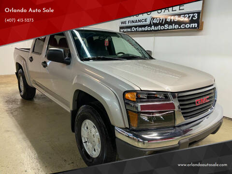 2005 GMC Canyon for sale at Orlando Auto Sale in Orlando FL