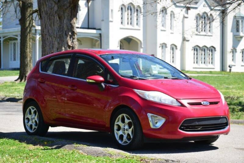 2011 Ford Fiesta for sale at Digital Auto in Lexington KY