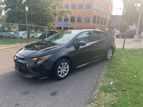 2021 Toyota Corolla for sale at Sylhet Motors in Jamaica NY