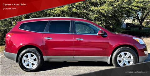 2011 Chevrolet Traverse for sale at Square 1 Auto Sales - Commerce in Commerce GA