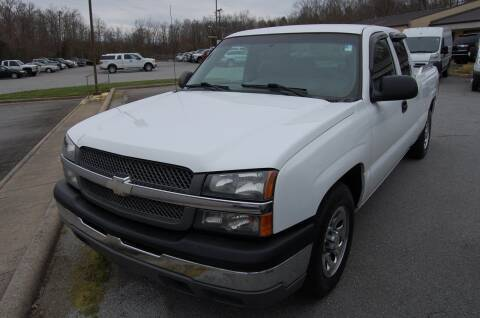 2005 Chevrolet Silverado 1500 for sale at Modern Motors - Thomasville INC in Thomasville NC