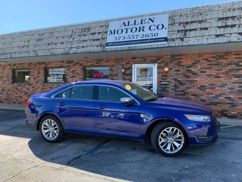 2013 Ford Taurus for sale at Allen Motor Company in Eldon MO