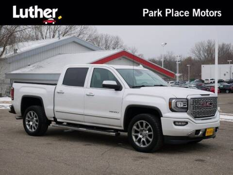 2017 GMC Sierra 1500 for sale at Park Place Motor Cars in Rochester MN