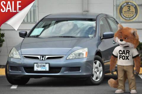 2007 Honda Accord for sale at JDM Auto in Fredericksburg VA