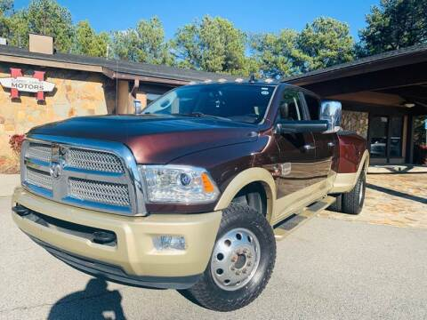 2013 RAM Ram Pickup 3500 for sale at Classic Luxury Motors in Buford GA