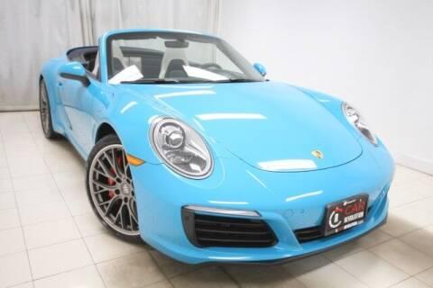 2019 Porsche 911 for sale at EMG AUTO SALES in Avenel NJ
