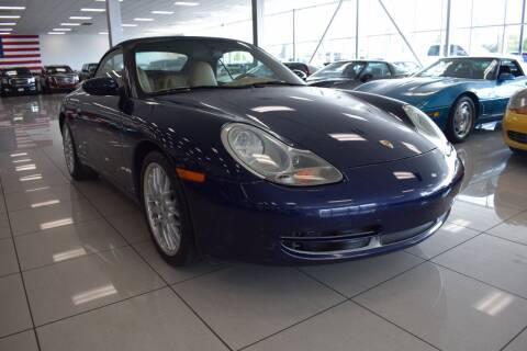 2001 Porsche 911 for sale at Legend Auto in Sacramento CA