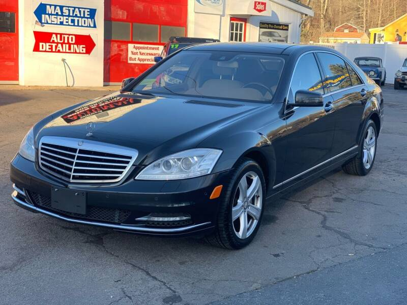 2013 Mercedes-Benz S-Class for sale at Milford Automall Sales and Service in Bellingham MA