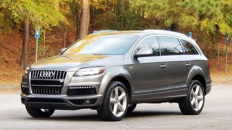 2014 Audi Q7 for sale at United Auto Gallery in Suwanee GA
