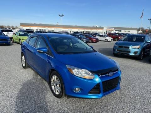 2012 Ford Focus for sale at King Motors featuring Chris Ridenour in Martinsburg WV