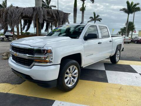 2016 Chevrolet Silverado 1500 for sale at D&S Auto Sales, Inc in Melbourne FL