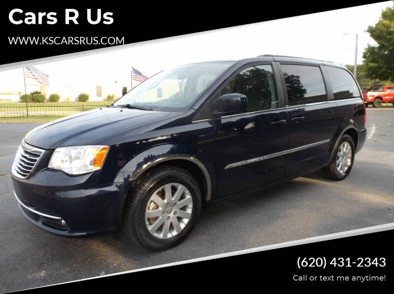 2014 Chrysler Town and Country for sale in Chanute, KS