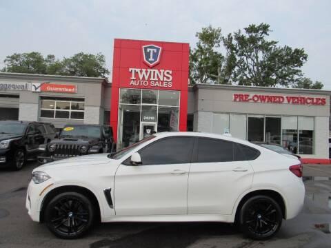 2016 BMW X6 M for sale at Twins Auto Sales Inc - Detroit in Detroit MI