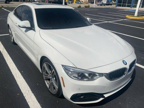 2017 BMW 4 Series for sale at Eden Cars Inc in Hollywood FL