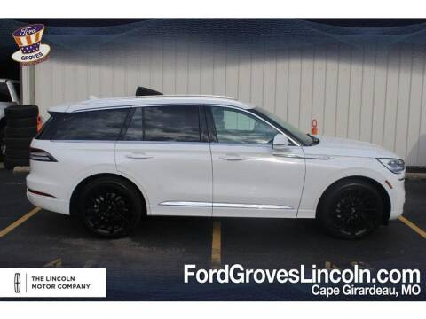 2022 Lincoln Aviator for sale at JACKSON FORD GROVES in Jackson MO