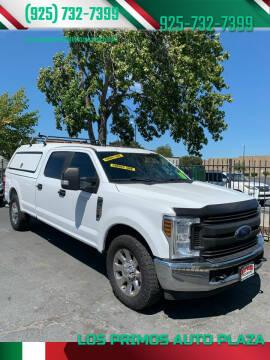 2018 Ford F-250 Super Duty for sale at Los Primos Auto Plaza in Antioch CA