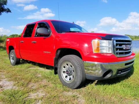 2012 GMC Sierra 1500 for sale at M.D.V. INTERNATIONAL AUTO CORP in Fort Lauderdale FL