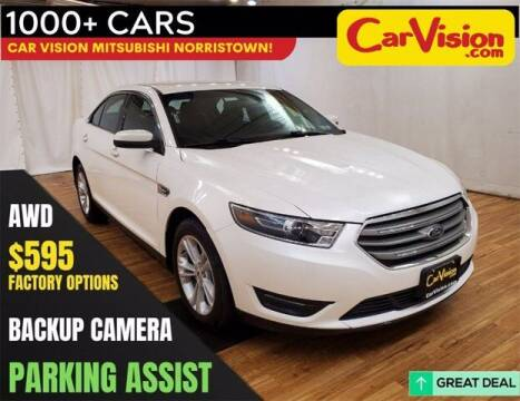 2019 Ford Taurus for sale at Car Vision Buying Center in Norristown PA