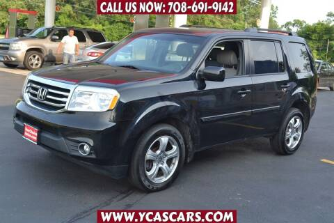 2012 Honda Pilot for sale at Your Choice Autos - Crestwood in Crestwood IL
