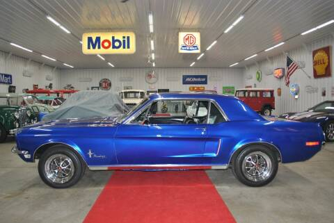 1968 Ford Mustang for sale at Masterpiece Motorcars in Germantown WI