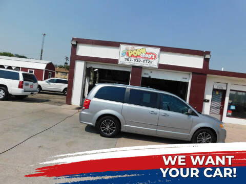 2017 Dodge Grand Caravan for sale at Pork Chops Truck and Auto in Cheyenne WY