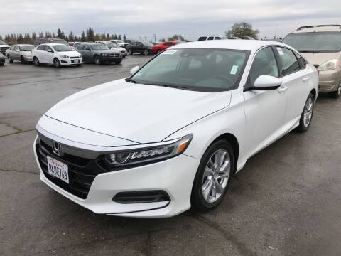 2019 Honda Accord for sale at San Jose Auto Outlet in San Jose CA