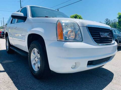 2007 GMC Yukon for sale at North Georgia Auto Brokers in Snellville GA
