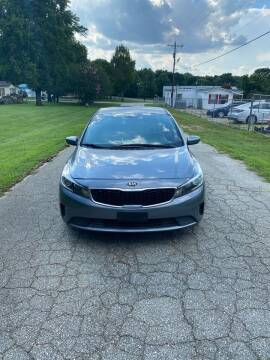 2017 Kia Forte for sale at Speed Auto Mall in Greensboro NC