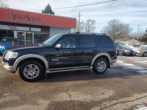 2006 Ford Explorer for sale at RIVERSIDE AUTO SALES in Sioux City IA