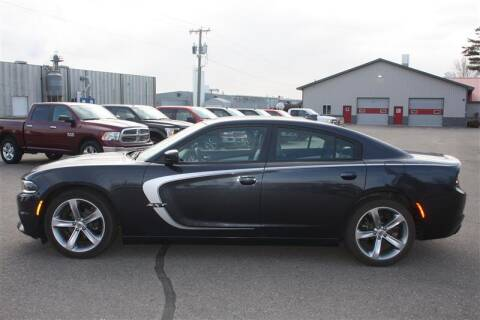 2018 Dodge Charger for sale at SCHMITZ MOTOR CO INC in Perham MN