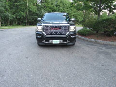 2016 GMC Sierra 1500 for sale at Heritage Truck and Auto Inc. in Londonderry NH