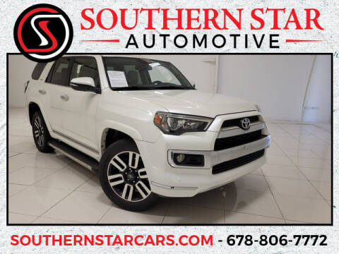 2014 Toyota 4Runner for sale at Southern Star Automotive, Inc. in Duluth GA