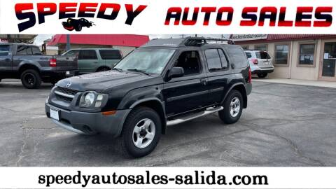2004 Nissan Xterra for sale at SPEEDY AUTO SALES Inc in Salida CO