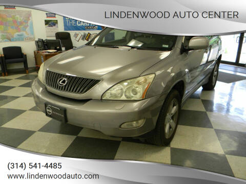 2005 Lexus RX 330 for sale at Lindenwood Auto Center in St.Louis MO