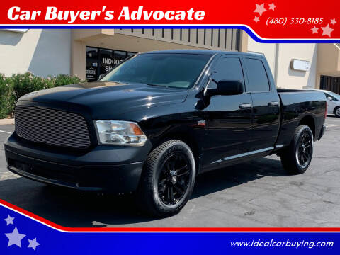 2014 RAM Ram Pickup 1500 for sale at Car Buyer's Advocate in Phoenix AZ