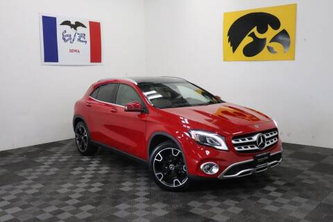 2019 Mercedes-Benz GLA for sale at Carousel Auto Group in Iowa City IA