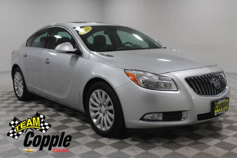 2013 Buick Regal for sale at Copple Chevrolet GMC Inc in Louisville NE