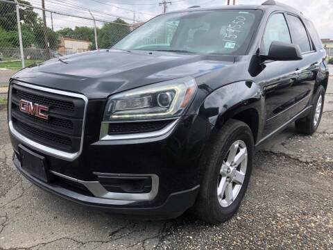2015 GMC Acadia for sale at Philadelphia Public Auto Auction in Philadelphia PA