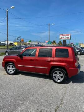 2010 Jeep Patriot for sale at Jamrock Auto Sales of Panama City in Panama City FL