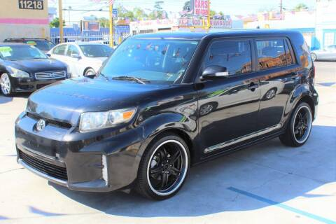 2015 Scion xB for sale at FJ Auto Sales in North Hollywood CA
