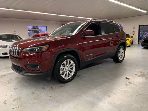 2019 Jeep Cherokee for sale at Stakes Auto Sales in Fayetteville PA
