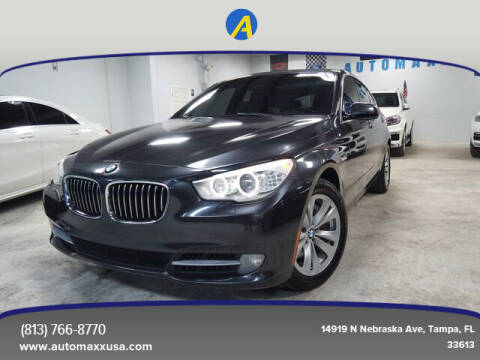 2010 BMW 5 Series for sale at Automaxx in Tampa FL