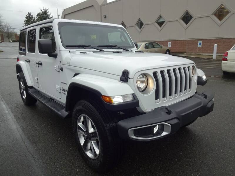 2020 Jeep Wrangler Unlimited for sale at Prudent Autodeals Inc. in Seattle WA