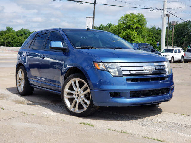 2010 Ford Edge for sale at KC MOTORSPORTS in Tulsa OK