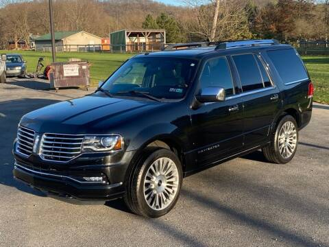 2015 Lincoln Navigator for sale at Alexandria Auto Mart LLC in Alexandria PA